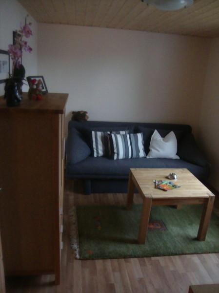 Wohnzimmer Monteurzimmer Windeck