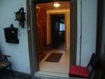Hauseingang Monteurzimmer Windeck