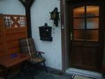 Eingangsbereich Monteurzimmer Windeck