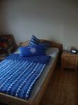 French Bett Schlafzimmer Monteurzimmer Windeck